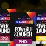 Speakermizer PowerUp and Launch Conference Tickets